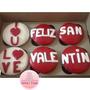 Cupcakes Decorados Para San Valentín