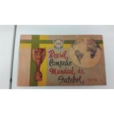 Album De Figuritas Brasil Campeon 1958