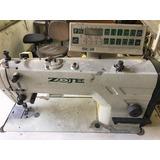 Máquina De Costura Zoje Reta Eletrônica