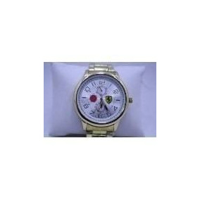 ce57d1ebd12 Pulseira Do Relogio Ferrari - Relógio Masculino no Mercado Livre Brasil