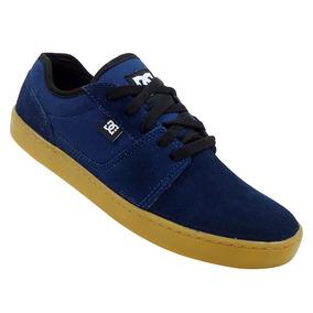 Tênis Dc Shoes Tonik S Couro