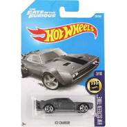 Ice Charger Fast Furious Velozes Furiosos Hot Wheels 1/64