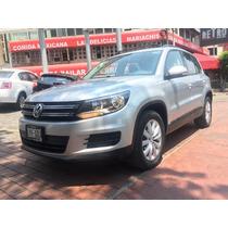 Volkswagen Tiguan 2014 5p Sport&style 1.4t Aut
