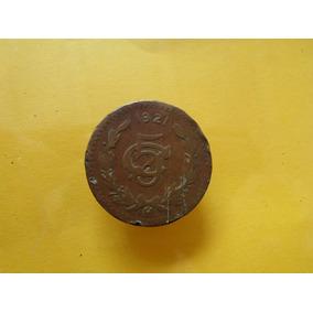 Moneda Antigua 5 Centavos 1921 Dificil Envio Gratis!!!