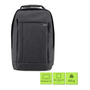 Mochila Acer Backpack Gray Dual Tone (notebook 15.6) - 2970