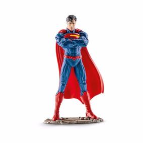 Figura De Ação Schleich Dc Comics Super-homem