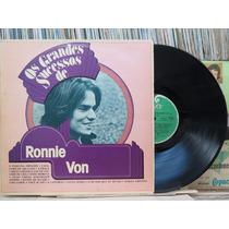 Ronnie Von Os Grandes Sucessos Lp Polyfar 1982 Estéreo
