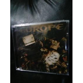 Europe Bag Of Bones Cd Nuevo Original Sellado