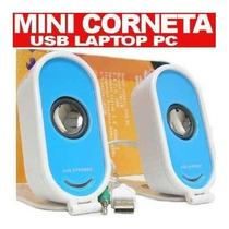 Mini Cornetas Pc Laptop Etc. Solo Envios