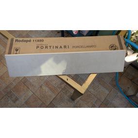 Rodapé De Porcelanato Portinari (19 Caixas)