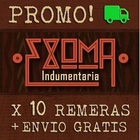 Exoma - Link De Pago X10 Unidades Con Desc. Y Envío Gratis!
