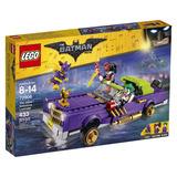 Lego The Batman Movie The Joker Notorious Lowrider 70906