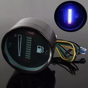 Medidor Marcador Manômetro Combustível Digital Universal