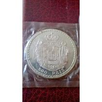 Moeda Portugal 500 Réis 1854 (cinco Tostões De Pedro V) Prat
