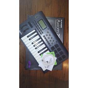 Controlador Midi M-audio Axiom 25