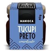 Tucupi Preto Concentrado 40g. 100% Natural. Sem Glúten.