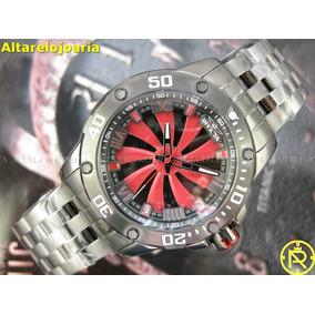 b433e6bb1b9 Relógio Invicta Speedway 25849 Aço Mostrador Em Turbina