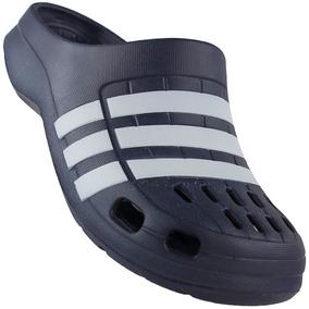 Sandalias Duramo Clog New Navy adidas