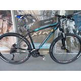Bicicleta R 29 Venzo Raptor New Shimano 24 V Disco Hidraulic