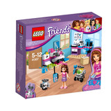 Lego Friends 41307 Laboratorio Creativo De Olivia Original