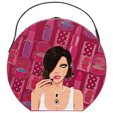 Markwins Beauty Hat Box - Maleta De Maquiagem Beleza Na Web