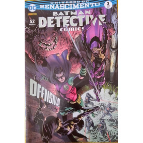 Hq Batman Detective Comics N° 3 Ed. Jun / 2017 - Ofensiva !