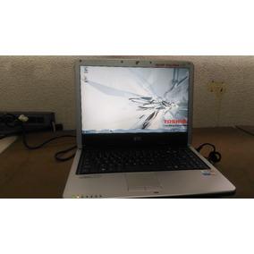 Notebook Sti Semp Toshiba Is1421 - Sem Bateria.