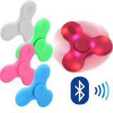 Fidget Spinner Led Speaker Bluetooth Anti Estres Mayor Detal