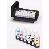 Refil De Tinta Para Impressora L800 Epson Original E Lacrado