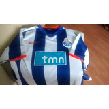 Camisa Porto Portugal, 2010-2011, Xl, Nike!