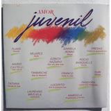 Amor Juvenil. Disco Lp Nuevo America 1987 Lucerito Flans