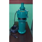 Bomba 2 Hp Shimge Sumergible Agua Limpia Multifase Qd