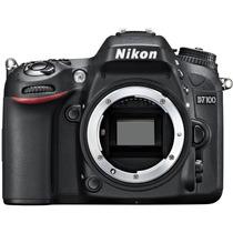 Câmera Profissional Dslr Nikon D7000
