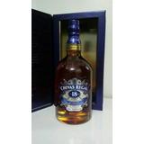 Chivas Regal 18 First-fill Bourbon Cask Finish 01 Litro!