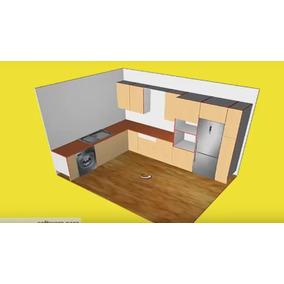 Programa Para Diseñar Muebles: Closet, Cocinas Y Otros - Software en ...