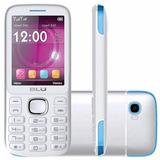 Celular Libre Blu Jenny Tv 2.8 Dualsim Cam Radio Microsd