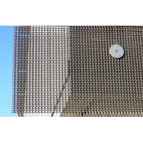 Tela Metalica Para Arquitectura En Acero Inoxidable