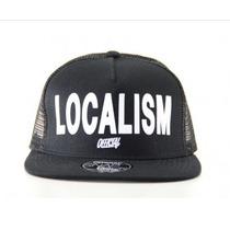 Boné Snapback Official Trucker Localism - Importado
