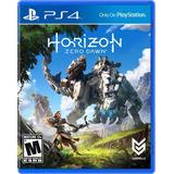 ¡¡¡ Horizon Zero Dawn Para Ps4 En Whole Games!!!