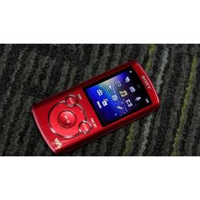 Sony Walkman Nwz-e464 - Reproductor Mp4 8192 Mb