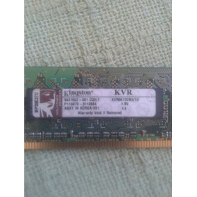 Pente De Memoria Kingston Para Pc Cpu Placa Mãe
