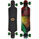Skate Longboard Abec 9 Resistente Melhor Preço Do Mercado