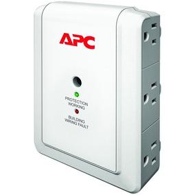 Apc Supresor De Pico Con 6 Salidas De , 120v