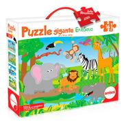 Puzzle 16 Piezas Grandes - Rompecabezas Niños