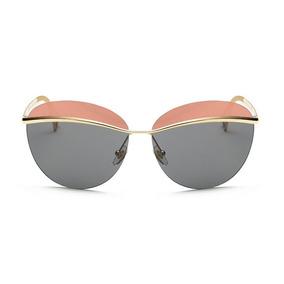 Oculos Redondo Lente Rosa De Sol - Óculos De Sol no Mercado Livre Brasil c87e5e632e