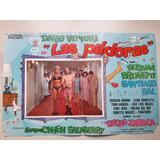 Afiche De Las Pildoras - Dario Vittori - Susana Brunetti