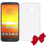 Celular Motorola E5 Plus 2 Gb 16 Gb 4g Lte Desbloqueado Gris