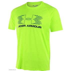 Remera Under Armour Tech Sportstyle