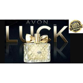 Perfume Avon Luck Feminino 50ml