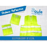 Chaleco Reflectivo + Botiquin Auto / Moto. Oferta